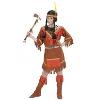 Costume d'Indienne 5-13 ans