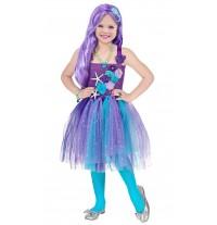 Costume de sirène 3-4 ans
