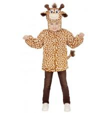 Costume Giraffa in peluche 1-5 anni