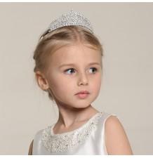 Diadème de cérémonie pour petite fille