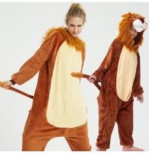 Costume Pigiama Leone 6-12 anni