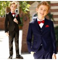 Boy formal suit 8 pcs 90-175 cm