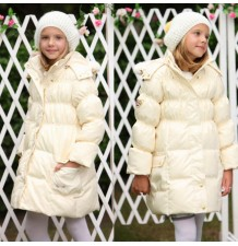 Girl Winter Down Coat 100cm - 110cm