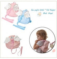 Kid Keeper Safety Harness With Backpack model Angel