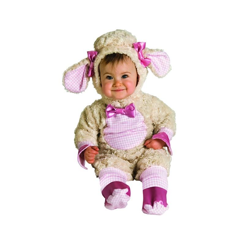 Costume de petit agneau 0-18 mois
