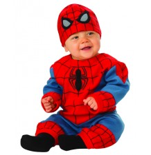 Costume de Spider Man 0-12 mois