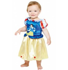 Costume Biancaneve 3-24 mesi