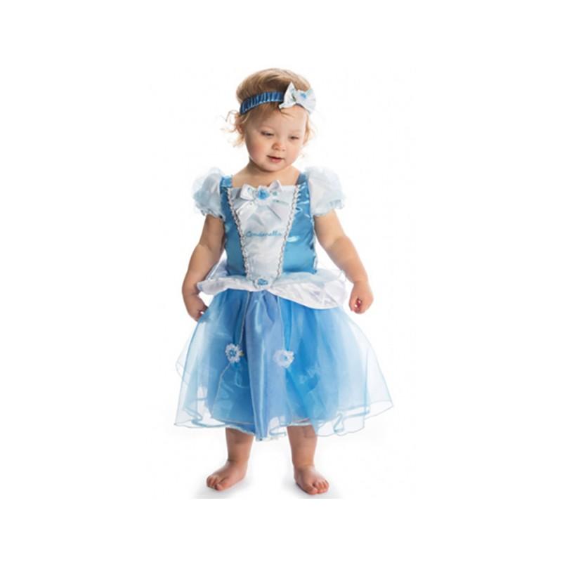 Costume Baby Cenerentola Premium 3-12 mesi