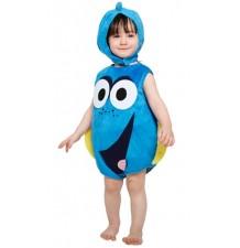 Costume felpato Dory 3-24 mesi