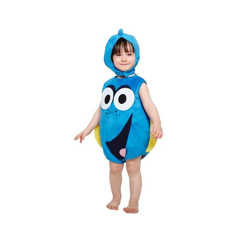Costume molletonné de Dory 3-24 mois