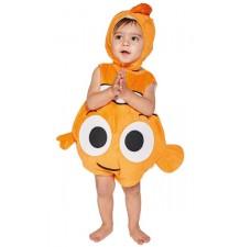 Costume felpato Nemo 3-18 mesi