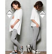 Pantalons de Harem Yoga de maternité