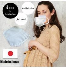 Masque lavable avec côté interne en coton bio