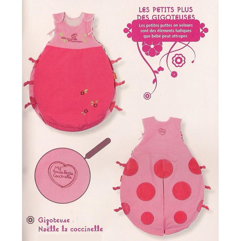 """Baby Sleeping Bag """"Ladybird"""""""