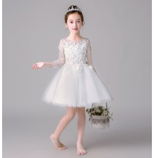 Flower girl formal dress 100-160 cm