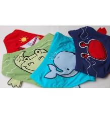 Costume mare bambino unisex 1 anno - 4 anni