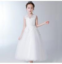 Girl communion dress white 100-160cm
