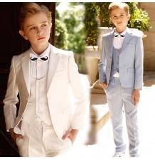 Boy formal suit 5 pcs 90-170 cm