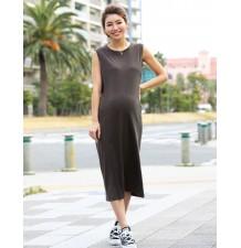 Completo premaman allattamento gravidanza 2 pz top + vestito