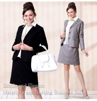 "Maternity Nursing Business Suit ""Catherine"""