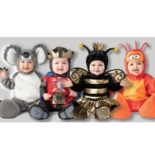 Incharacter Carnival Baby Costume Loveable Lobster 0-2 years