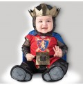 Incharacter Costume Carnevale Cavaliere (Sir Cuddles A-Lot) per Bambini 0 - 24M