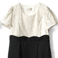 White*Black - Short  sleeve