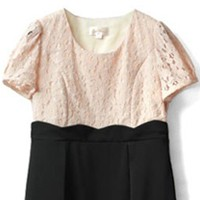 Pink*Black - Short sleeve