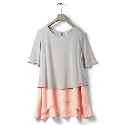 Grey - half sleeves