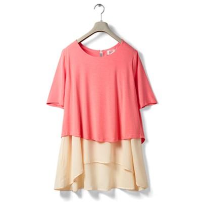 Coral - half sleeves