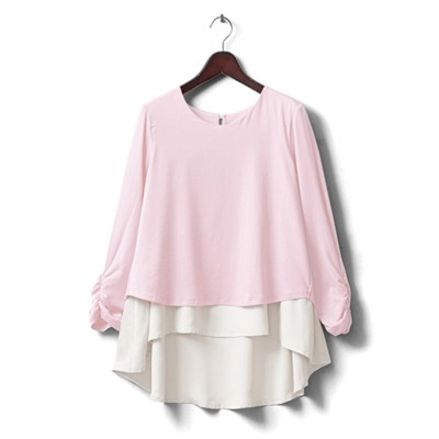 Pink - long sleeves